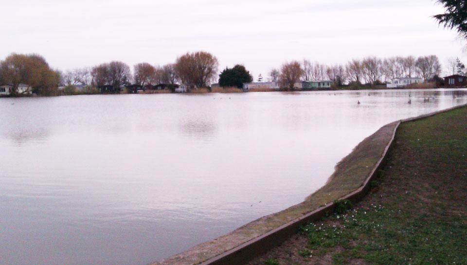 Butlin's Minehead Fishing Lake
