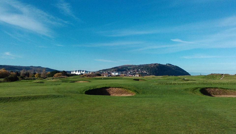 Holiday Accomodation in Minehead Golf