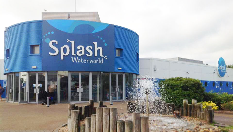 Butlin's Resort Minehead Waterworld