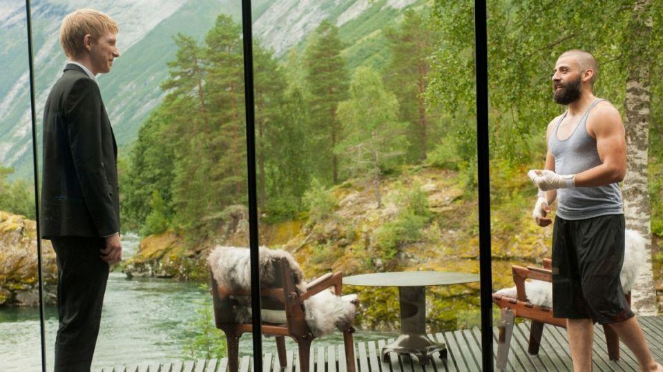 Juvet – норвежский отель, в котором снимали фильм Ex machina