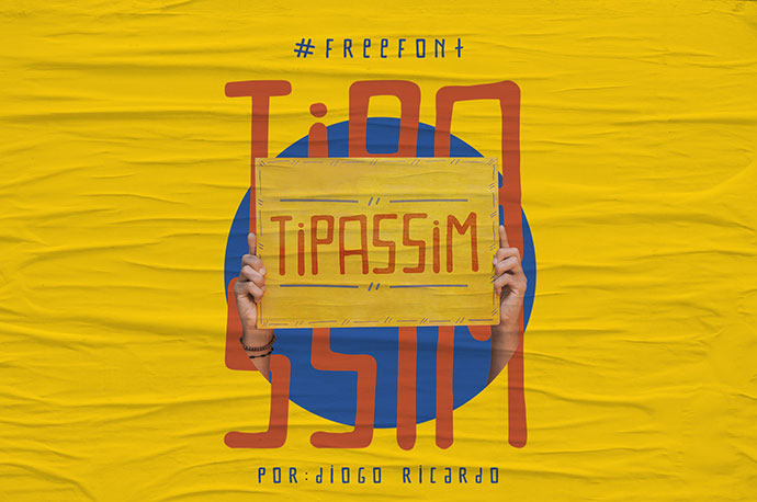 Tipassim - Free Font Download