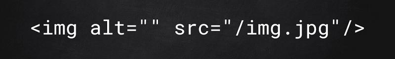Пример кода изображения для поисковой машины