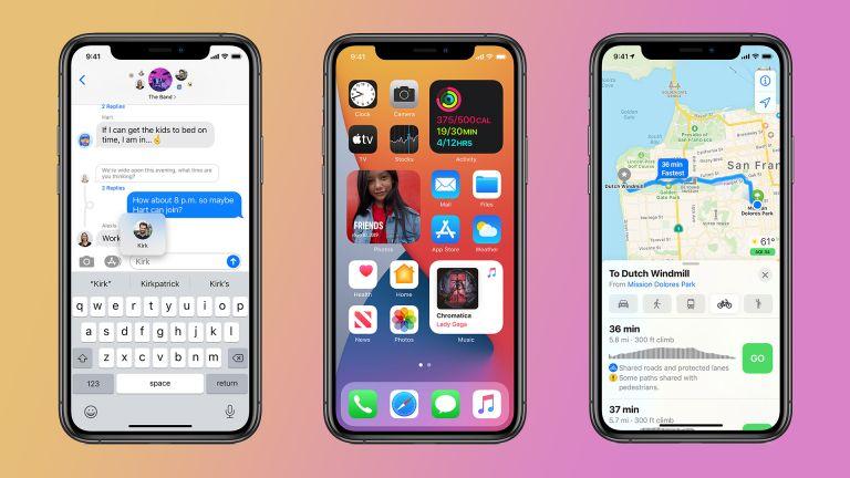 Apple выпустит iOS 14 и новую iPadOS 16 сентября