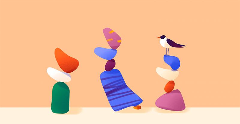 Баланс в композиции: как сбалансировать дизайн?