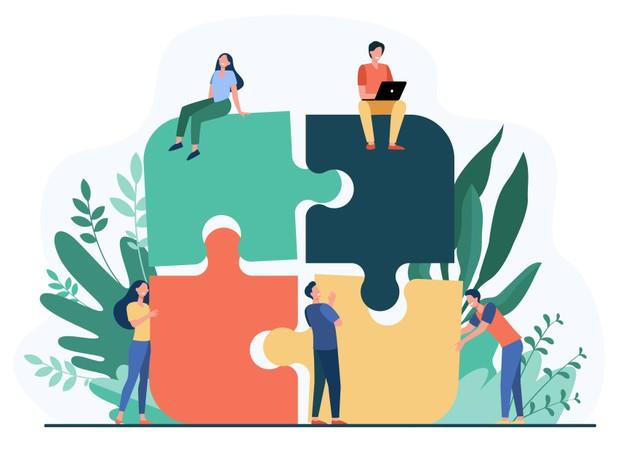 Как создать из очень разных людей сильную команду: 2 принципа и 1 инструмент