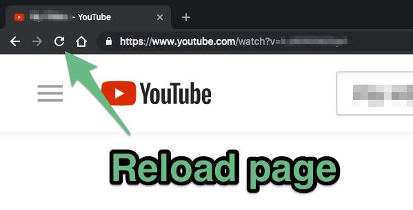 хэштег не отображается на YouTube