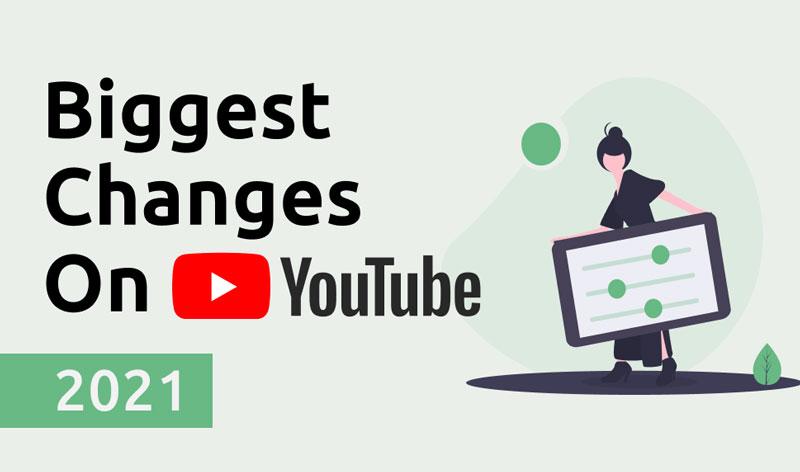 Ваш канал готов? Самые большие изменения на YouTube в 2021 году
