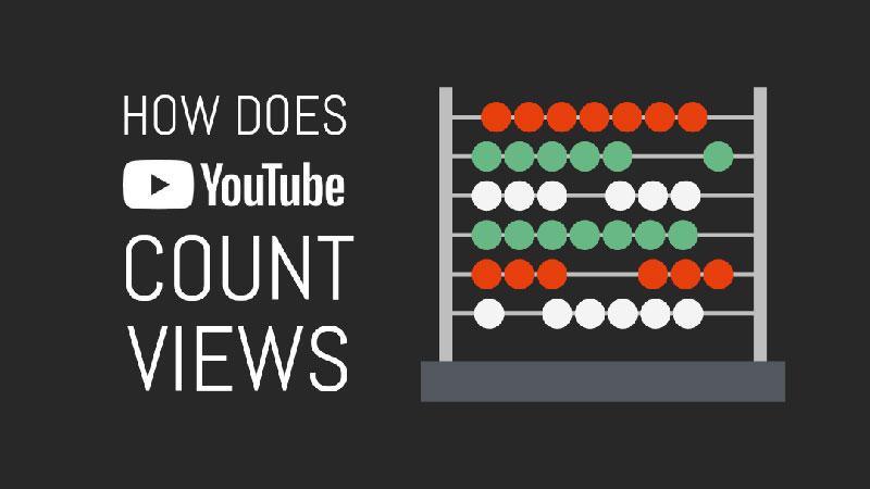 Как YouTube считает просмотры?