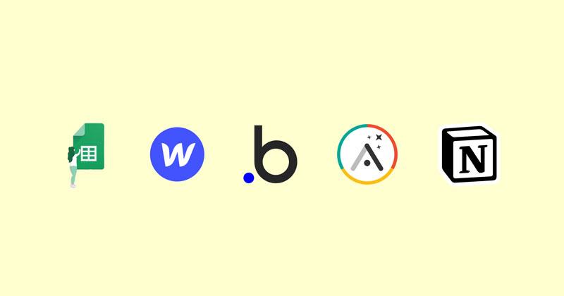 Пять сервисов, позволяющих сделать прототип продукта без кода
