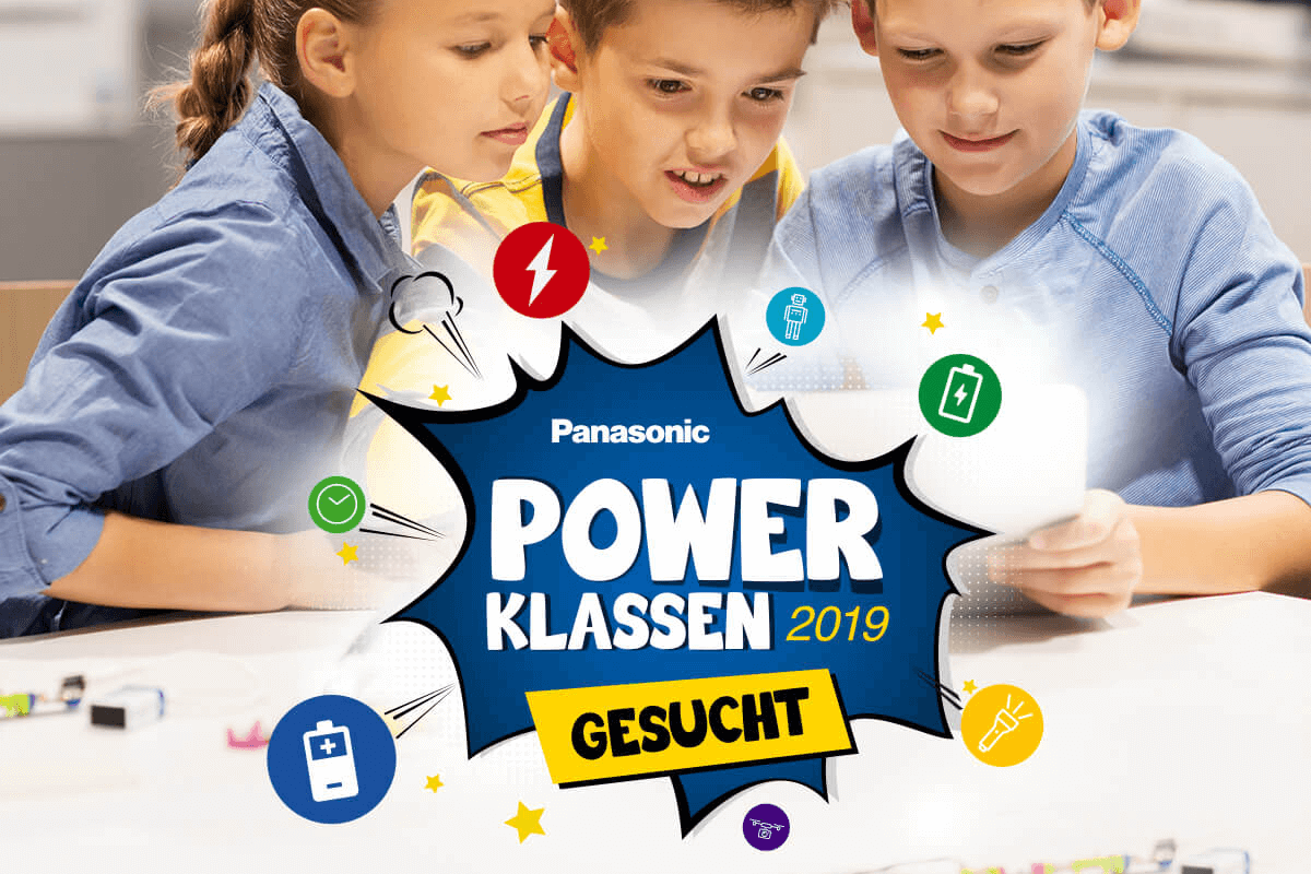 Panasonic Power Class