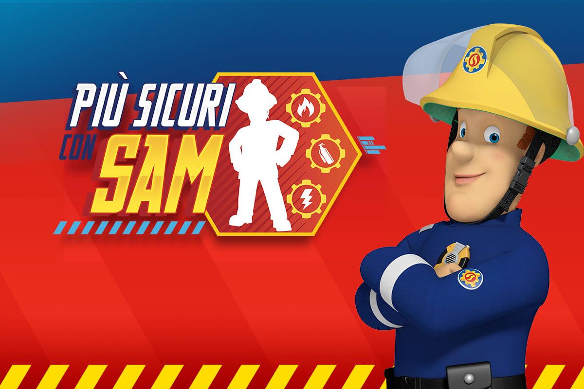 Mattel - Più sicuri con Sam