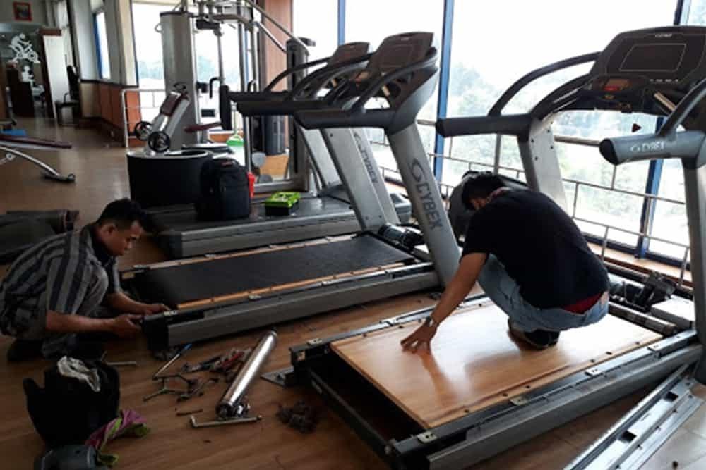 Teknisi Service Treadmill Surabaya Alat Fitnes Termurah – Service Ac  Surabaya