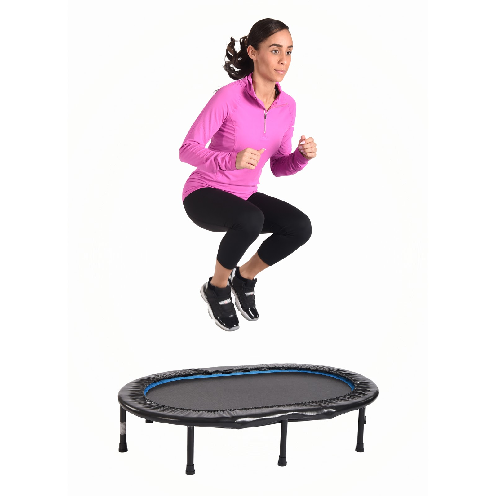 Stamina Oval Fitness Trampoline | Stamina Products
