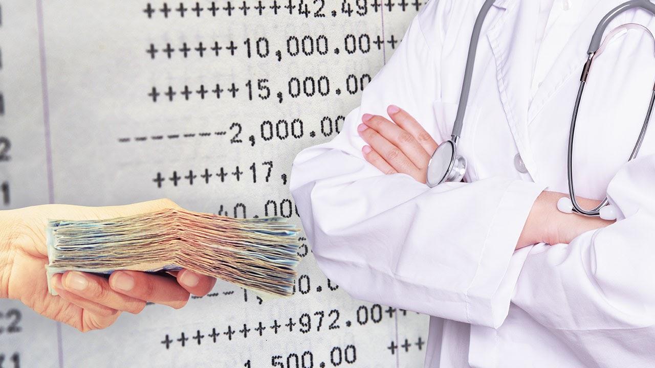 เชือดโรงพยาบาลเอกชนคิดค่ารักษาแพง