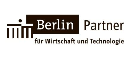 Logo Berlin Partner für Wirtschaft und Technologie GmbH