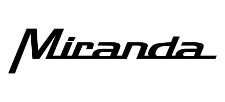 Logo Miranda Bike Parts