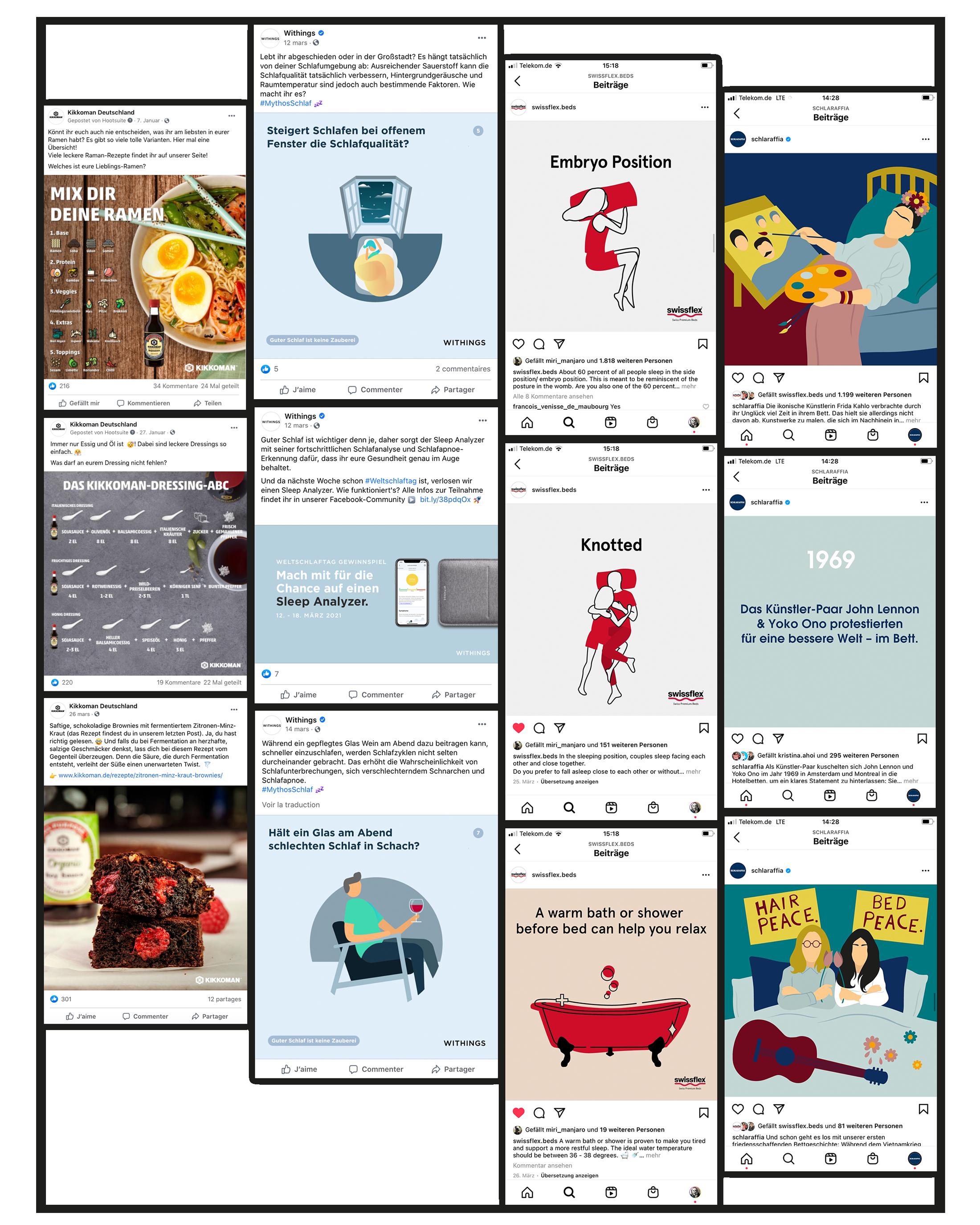 Social Media posts by Uhura
