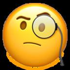 Monocle Emoji