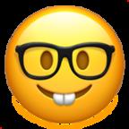 Nerd Emoji