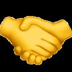 Hand Shake Emoji