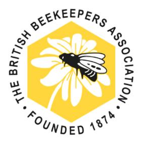 British Beekeeper Association logo