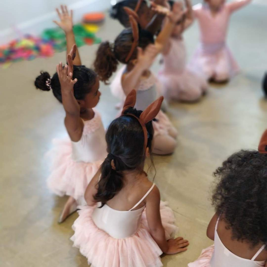 about grace and poise ballet