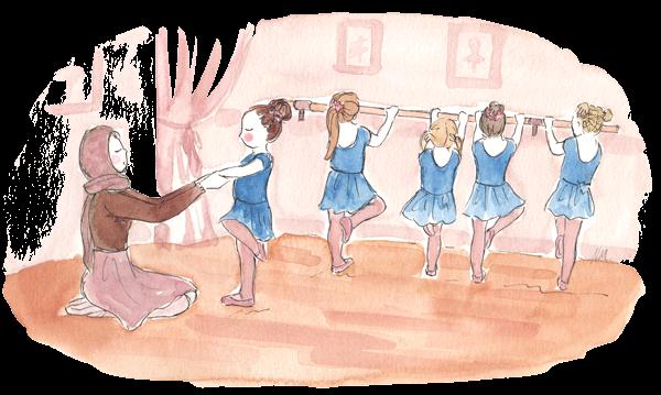 muslim ballet classes