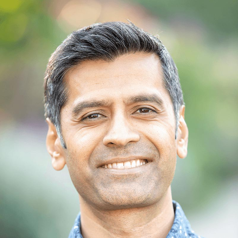 Headshot of Harsh Patel