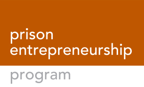 Prison Entrepreneurship Program Logo.