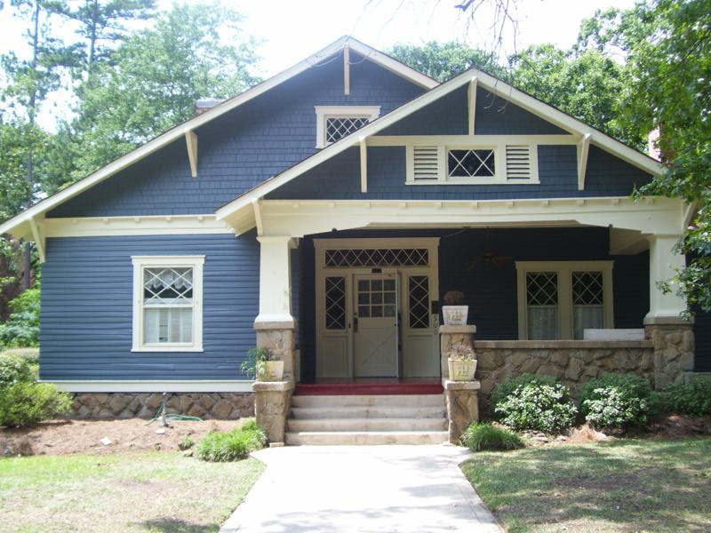 Cedar & Log Gallery Before