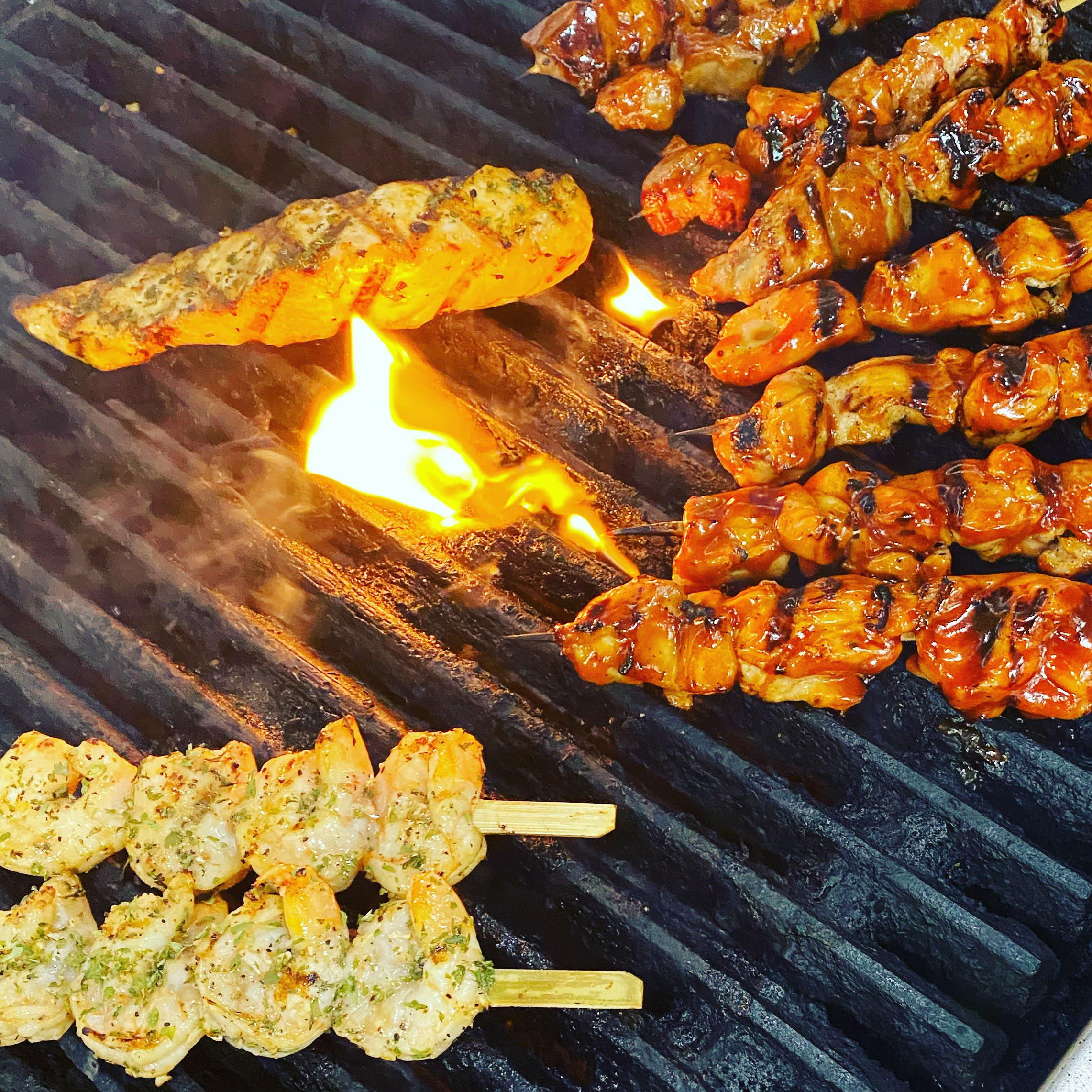 grill skewer