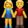 Emoji représentant un couple qui signifie que Noci accompagne ses clients !