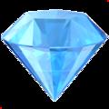 Emoji représentant un diamant qui signifie que les solutions Noci sont uniques sur le marché des chatbots !
