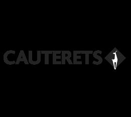 Logo d'un client de Noci : Cauterets.