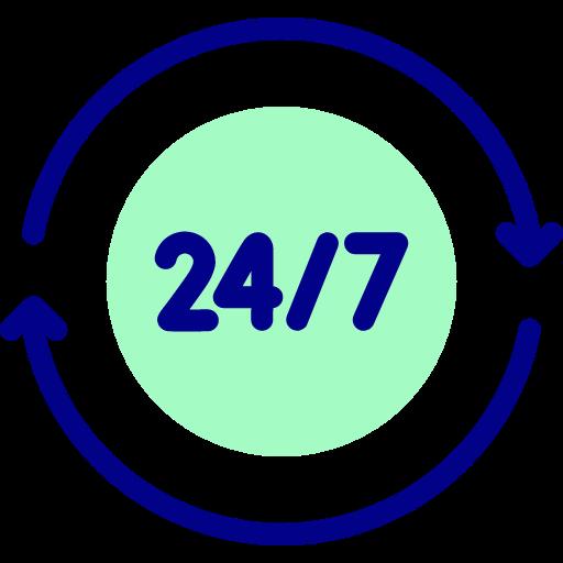 Un chatbot est disponible 24 heures sur 24 et 7 jours sur 7