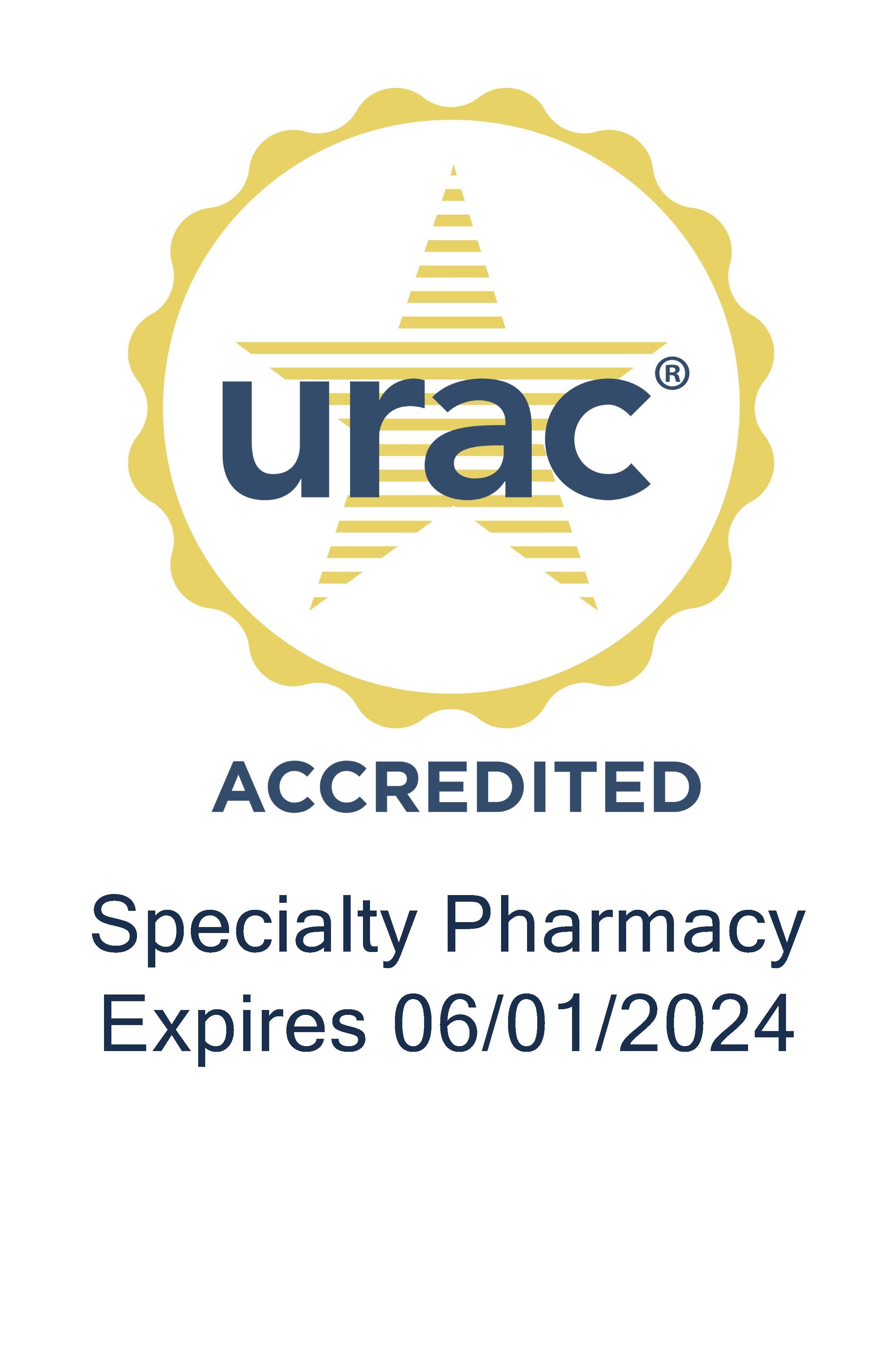 URAC Accreditation Image