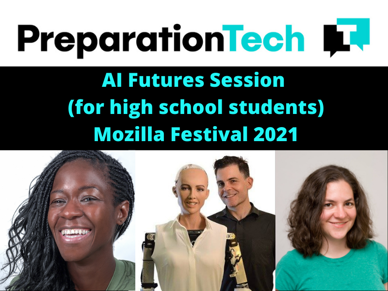 PreparationTech Gives High School Students Lowdown on AI & Ethics