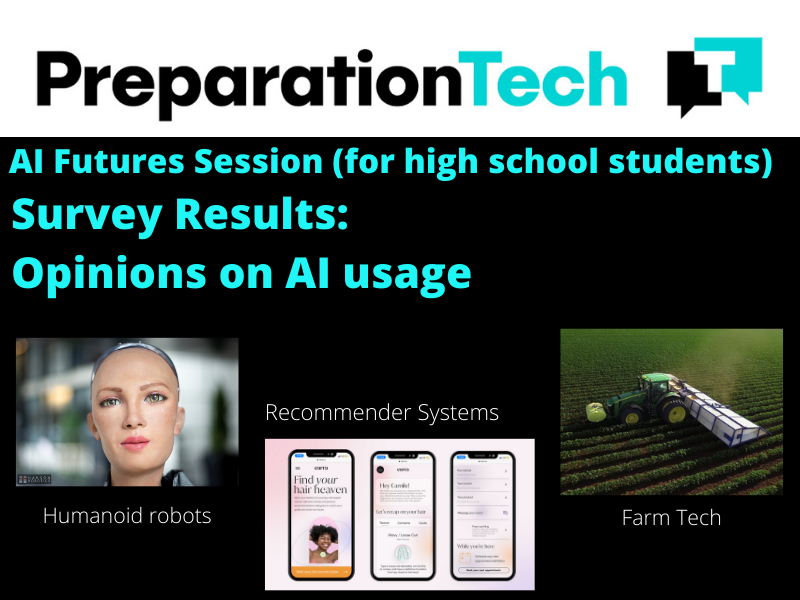 High School Students and Teachers share opinions on AI Usage