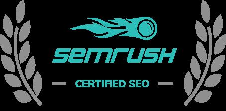 SEMrush award