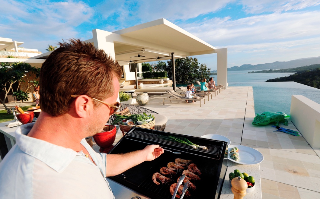 Best places to go in thailand - Samujana luxury villas
