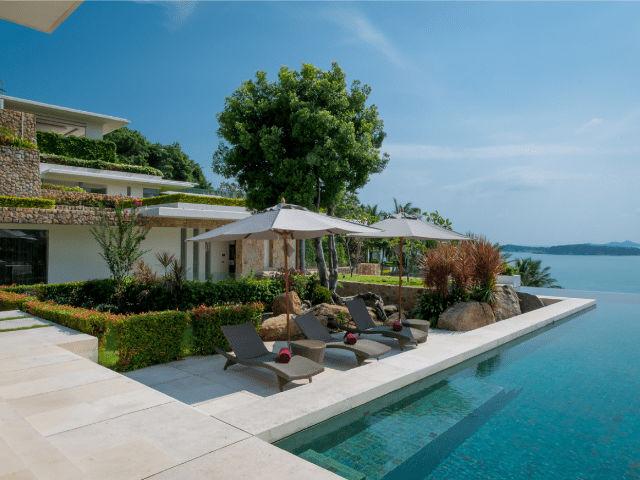 Koh samui villas - Samujana luxury villas