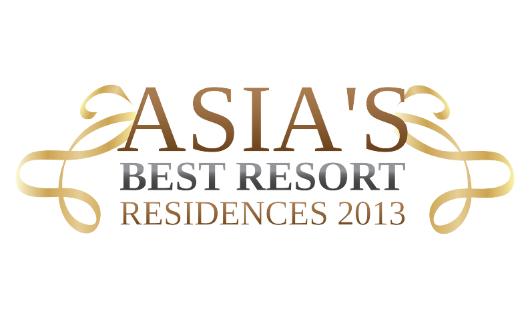 Asia's best resort residences 2013 - Samujana luxury villas