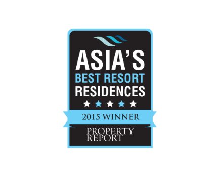 Asia's best resort residences 2015 winner - Samujana luxury villas