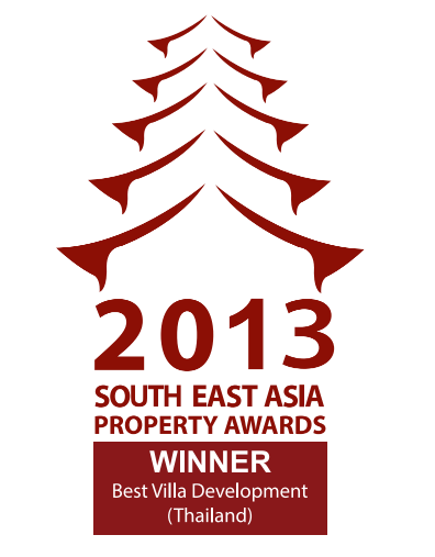 South east asia property awards 2013 winner - Samujana luxury villas