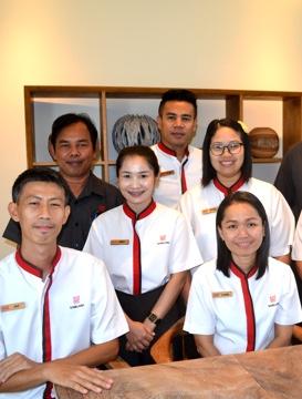 Property management Thailand - Samujana luxury villas