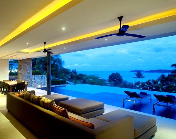 Rental property management - Samujana luxury villas