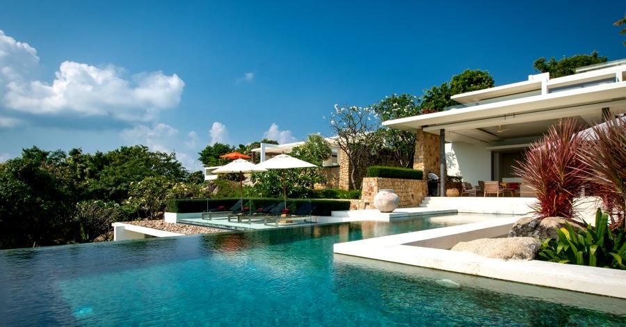 Buying property in Thailand - Samujana luxury villas