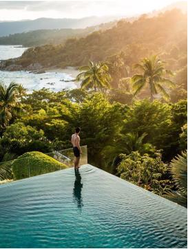 Property management - Samujana luxury villas