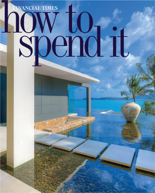 How to spend it - Samujana luxury villas