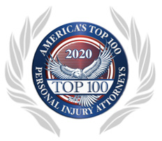 Americans Top 100 Personal Injury Attorneys Badge